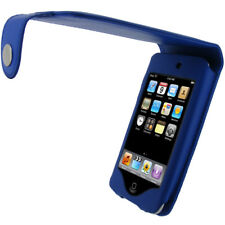 Blue PU Leather Case for iPod Touch 2nd 3rd Gen 2G 3G 8/16/32/64gb Cover Holder