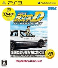 PS3 INITIAL D EXTREME STAGE PlayStation3 the Best Japan Import Japanese Game