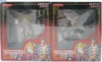 Castlevania Akumajou Dracula JUDGEMENT x2 figurines neuves NEW RARE