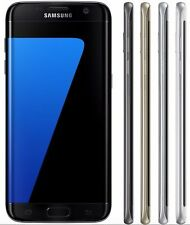 SAMSUNG GALAXY S7 EDGE 32GB BLACK ONYX, PEARL WHITE, BLUE CORAL - NEU & OVP