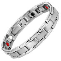 Magnetic Therapy Bracelet Balance Stress Arthritis Energy Pain Relief