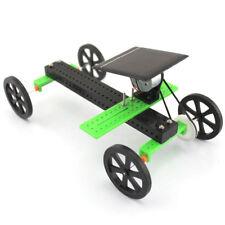 1Pcs Mini Solar Powered Toy DIY Car Toy Kids Educational Gadget Hobby Funny Toys