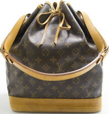 Louis Vuitton Sac NOE Bag Tasche elegant TIMELESS Zeitlos City-Bag Patina USED 1