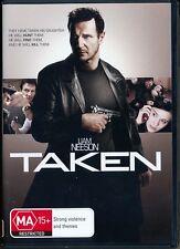 Taken - Action / Thriller -  DVD reg 4