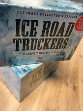 ICE ROAD TRUCKERS : ULTIMATE COLLECTOR'S EDITION DVD BOX SET - 29 UUR - sealed