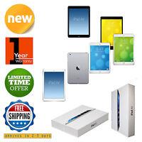 New iPad Air 1/2 16GB/32GB/64GB/128GB Wi-Fi+4G 9.7in Tablet (Latest Model)