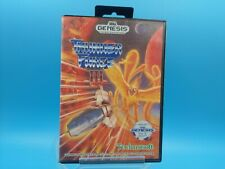 jeu video sega genesis mega drive complet BE US thunder force III