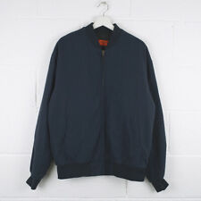Vintage RED KAP Navy Blue Workwear Worker Lined Jacket Size Mens Large /R34021
