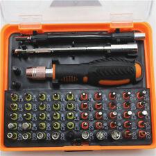53 in 1 Multi-Bit Precision Torx Screwdriver Tweezer PC Cell Phone Repair Tool