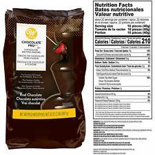 Wilton Chocolate Pro Chocolate Para Fuente 2 Paquetes 4 lbs fondue de chocolate