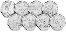 2020 Isle of Man VE day 75th Anniversary 50p coin set - Uncirculated