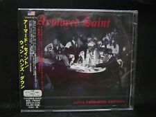 ARMORED SAINT Win Hands Down JAPAN CD+1 & Extra Video Clip Anthrax Fates Warning