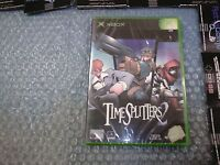 TIME SPLITTERS 2 XBOX NUOVO