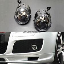 2x H11 Convex Lens Front Fog Light Assembly For VW Golf 5 GTI Jetta MK5 V Tiguan