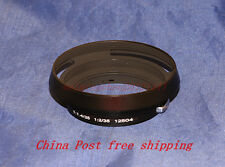 metal lens hood NO. 12504 for Leica/Leitz Wetzlar for 35mm f1.4 and f2