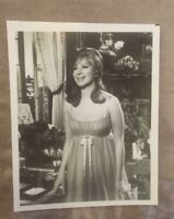 "VERY RARE Barbra Streisand Funny Girl Photo 8 x 10 Original Stamp ""CPC FG 15"""