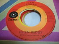 Rock 45 HELEN REDDY I Am Woman on Capitol