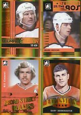 2011/12 ITG Broad Street Boys GOLD Lot only 50 of each Flyers card exist !!!