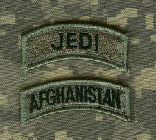 KANDAHAR KILLER ELITE SP OPS TALIZOMBIE WHACKER WAR TROPHY: JEDI AFGHANISTAN SET