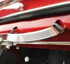 Dash Grab Handle for VW Beetle Bug Deluxe Aluminium CHROME 1958-67 AAC005