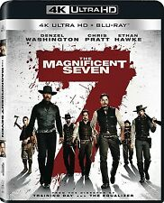The Magnificent Seven [4K Ultra HD Blu-ray] NEW!