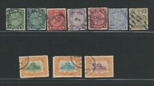 China 1905-10 Issues