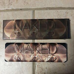 Urban Decay Naked Reloaded Eyeshadow Palette 12 Pans  NIB