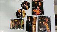 EL AMERICANO IMPASIBLE EDICION COLECCIONISTA 2 DVD CAINE SOBRECUBIERTA CARTON