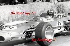 Graham Hill Gold Leaf Team Lotus 49B Winner Monaco Grand Prix 1968 Photograph 19