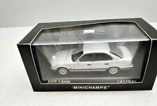1:43..Minichamps--BMW 535i 1988 silver 024200 / 5 I 059