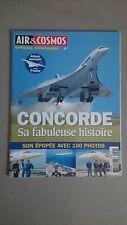 AIR & COSMOS 10H spécial Concorde, album souvenir avec poster