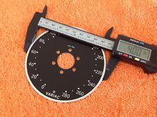 "Dial Plate Variac (Autotransformer) 4"""