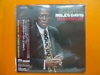"MILES DAVIS IN CONCERT: MY FUNNY VALENTINE""  SRCS-9706 Japan MINI LP CD"