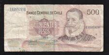 CHILE 500 PESOS 1994