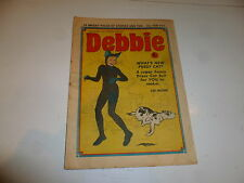 DEBBIE Comic - Issue 113 - Date 12/04/1975 - UK Paper Comic
