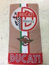 Ducati Flag Banner ~ SportClassic monster MV Agusta Sebring Streetfighter Mach 1