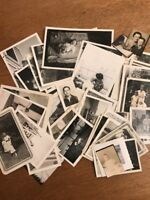 Lot 45+ 1930s Photograph Children Bakersfield Kern County Farm *AMAZING PHOTOS*