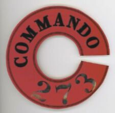 MOPAR 1964, 1965, 1966 & 1967 Valiant & Barracuda Commando 273 Air Cleaner Decal