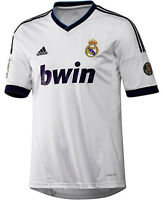 ADIDAS REAL H JSY CAMISETA OFICIAL REAL MADRID PRIMERA 2013 (PVP EN TIENDA 79E)