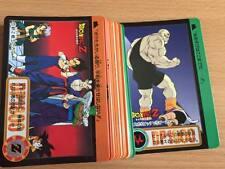 Carte Dragon Ball Z DBZ Carddass Hondan Part 17 #Reg Set 1993 MADE IN JAPAN