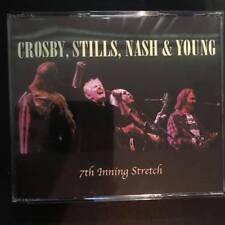 Crosby Stills Nash & Young - 7th Evening Stretch 3CD Vague Records