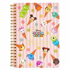 Tsum Tsum Japan Disney Ice Cream Stationary Notebook Notepad Book
