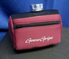 GooseGrips Goped Gas Tank Stash - 1.5L Goped Cover - Magenta Red