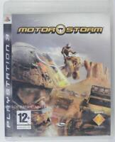 jeu MOTORSTORM pour PLAYSTATION 3 en francais course voitures moto 4x4 rally PS3