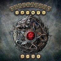 REVOLUTION SAINTS-RISE-JAPAN SHM-CD+DVD BONUS TRACK Ltd/Ed I19