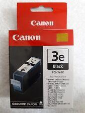 GENUINE CANON PIXMA 3E BLACK INK CARTRIDGE - NEW
