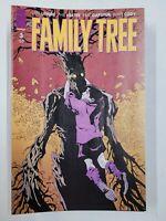 Family Tree #3 VF 2020 Image Comic Jeff Lemire