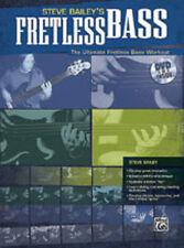 Fretless Bass (Book & DVD) (Hard Case); Bailey, Steve, ALFRED - 25572