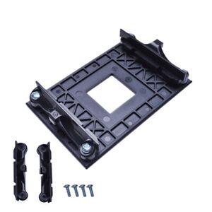 Back Plate Sturdy Stable Radiator Mount CPU Fan Bracket Wear Resistant For AM4!