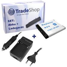 AKKU + LADEGERÄT f Sony Cybershot DSC-TX9 DSC-T99 NPBN1